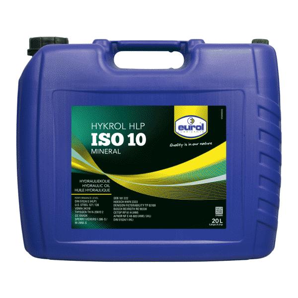 GLUSSI 20L ISO10 HYKROL HLP